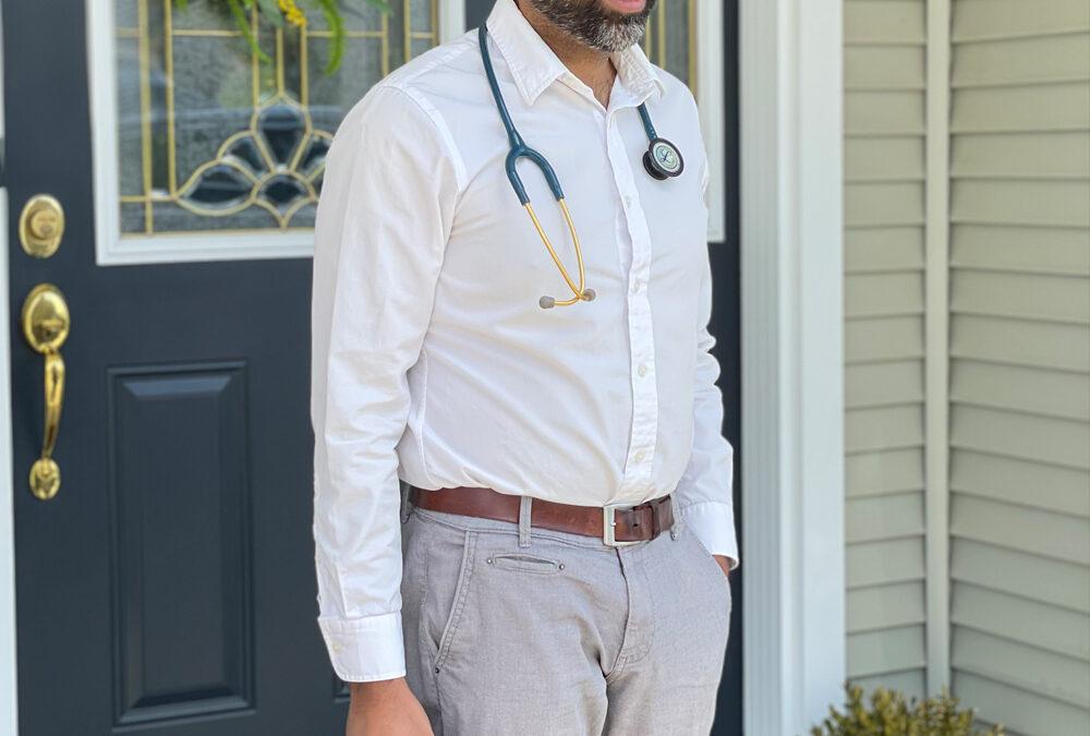 Dr. Umair Malik launches Blue Spruce Health in Newport, VT
